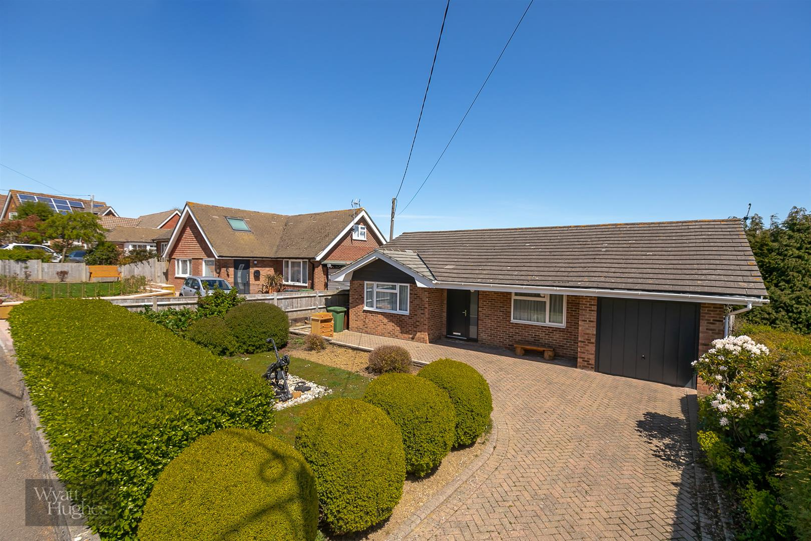 2 bed detached bungalow for sale in Waites Lane, Hastings, TN35