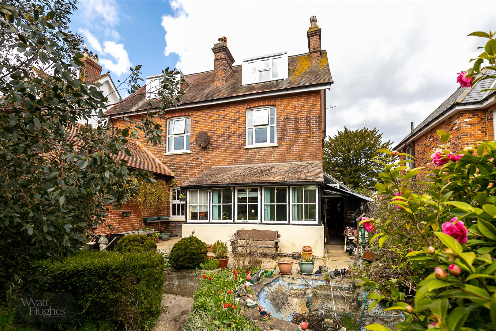 6 bed detached house for sale in Springfield Road, St. Leonards-On-Sea  - Property Image 5