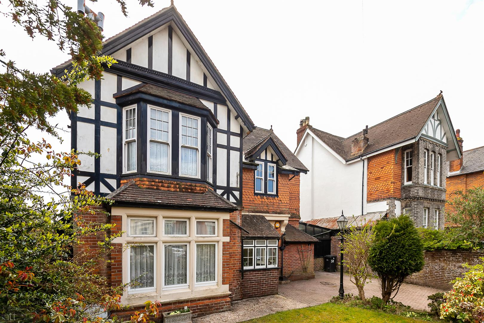 6 bed detached house for sale in Springfield Road, St. Leonards-On-Sea, TN38