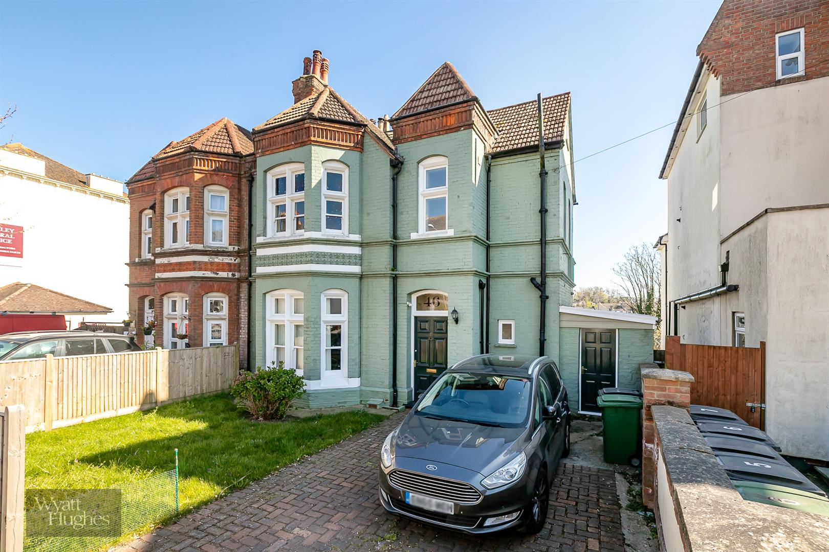 4 bed semi-detached house for sale in Mount Pleasant Road, Hastings, TN34