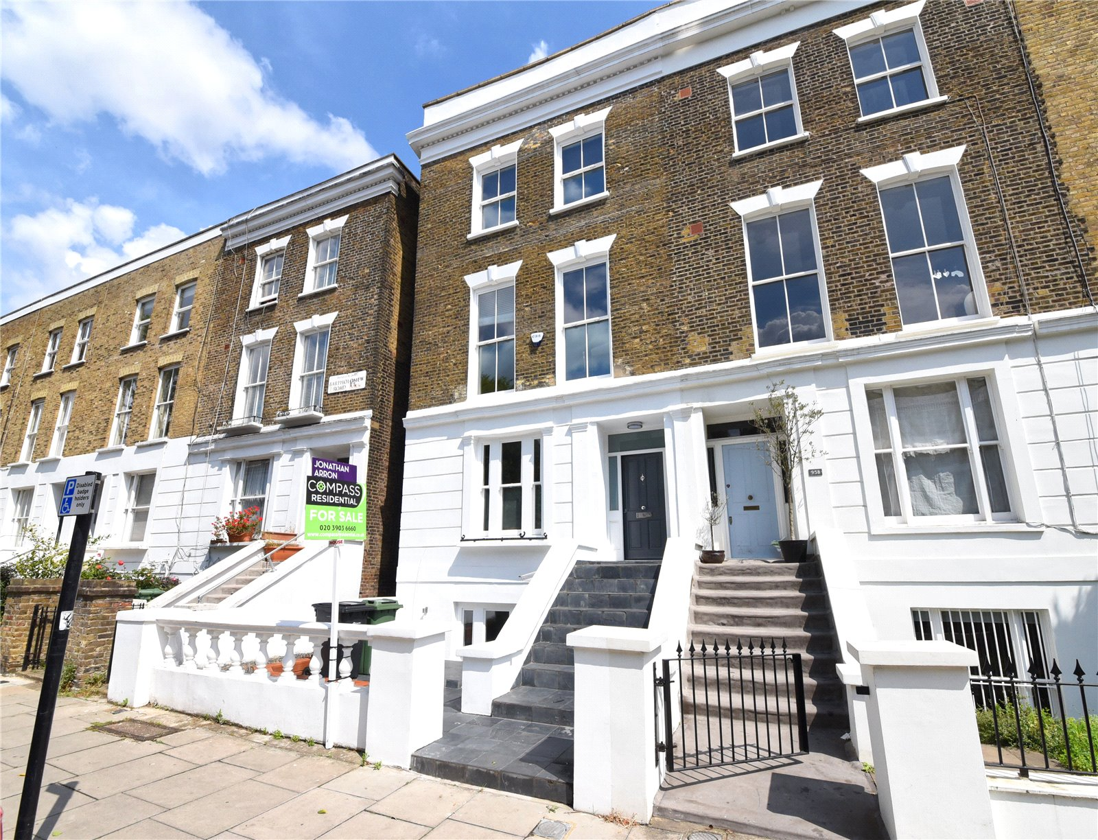 4 bed house for sale in Kentish Town, NW5 2AR - Property Image 1
