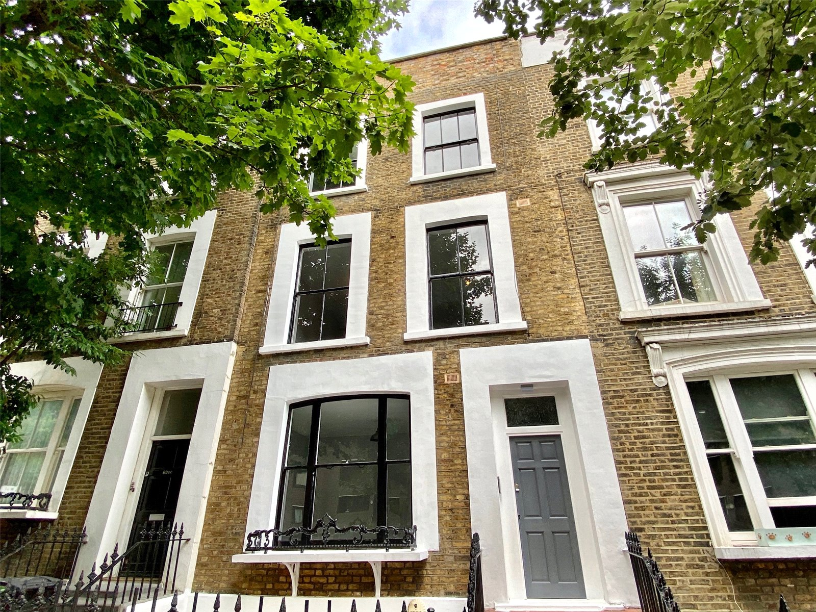 3 bed apartment for sale in Kentish Town, NW5 4DA 6