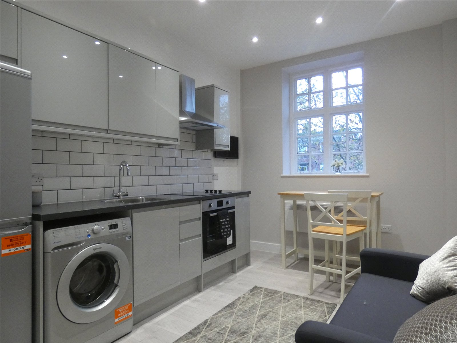 1 bed apartment to rent in Whetstone, N20 9HW 1
