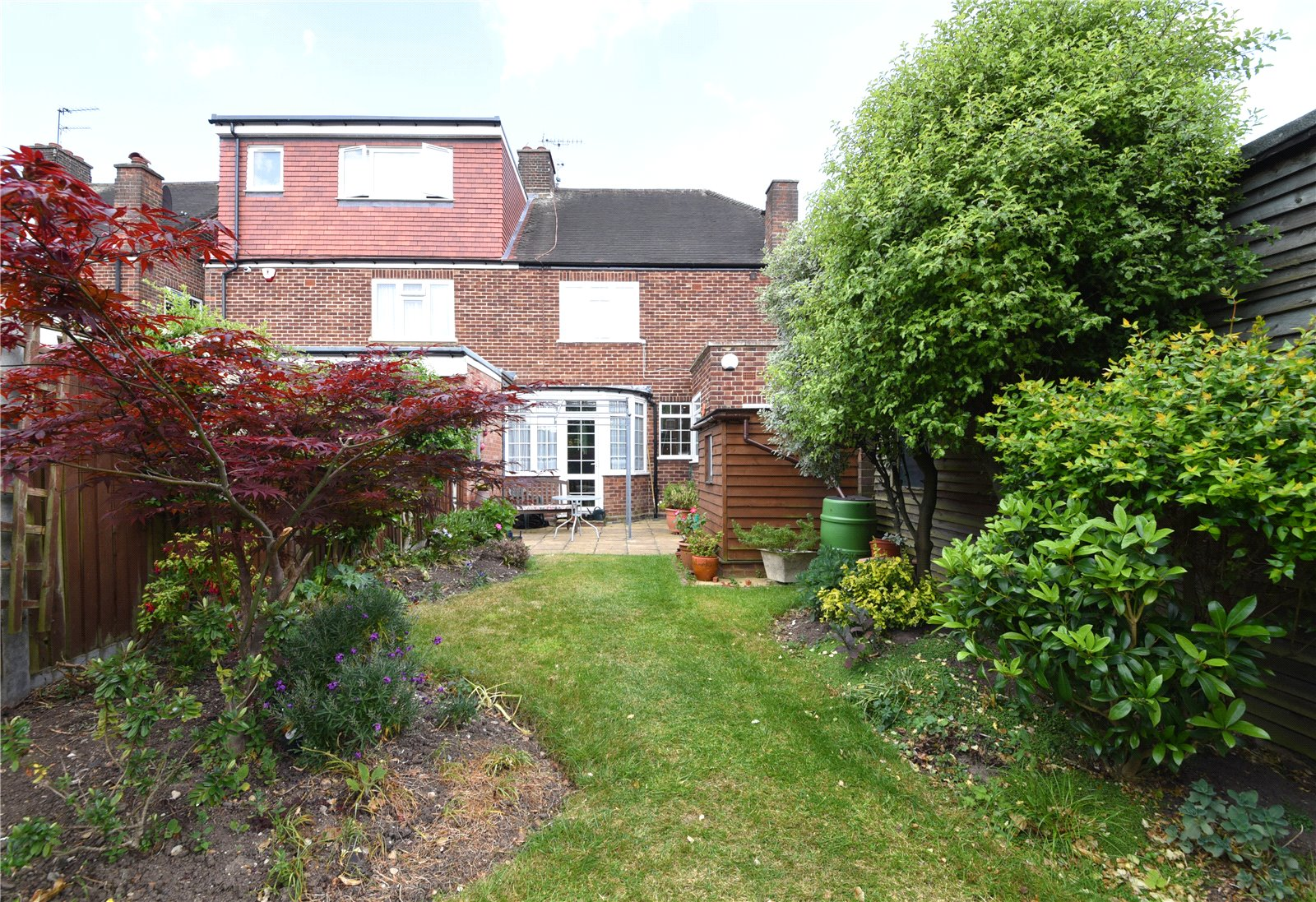 3 bed house for sale in Bramber Road, London 5