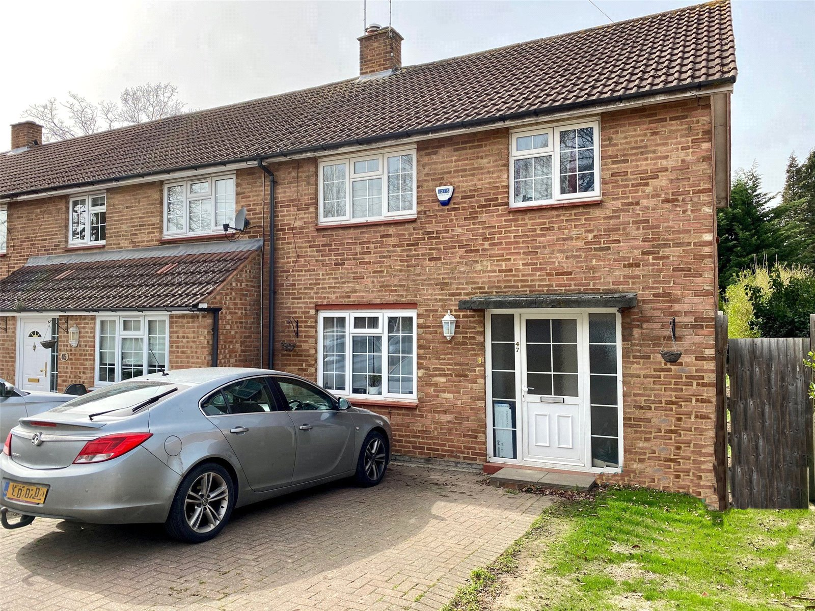 3 bed house to rent in Bricket Wood, AL2 3NB, AL2