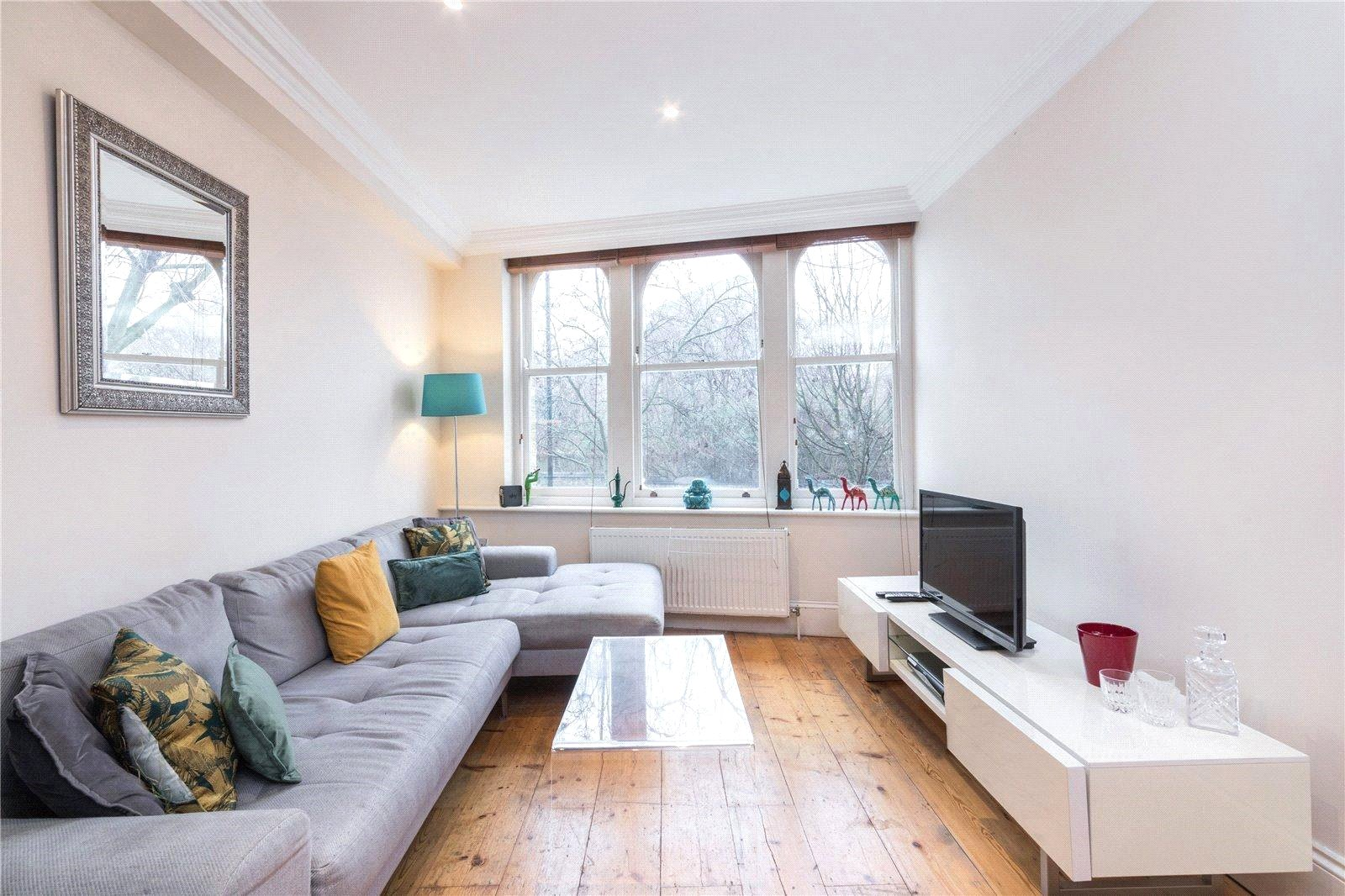 2 bed apartment to rent in Arsenal, N5 1LU 0