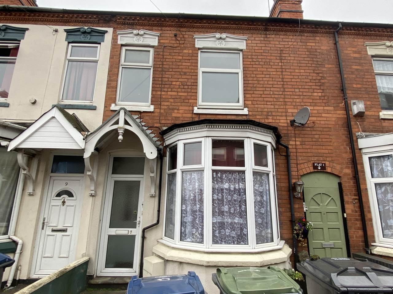 2 bed flat to rent in Newman Road, Erdington 0