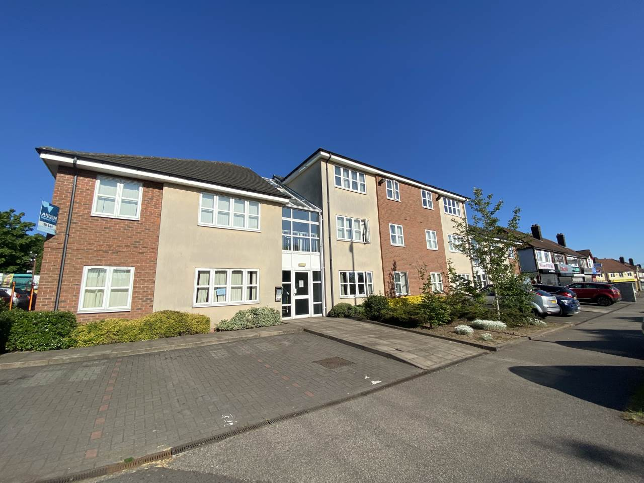 2 bed flat to rent in Kingstanding, Kingstanding  - Property Image 1