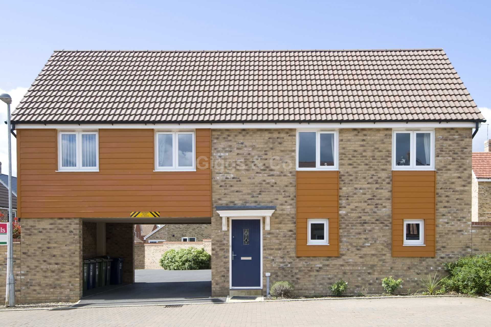 2 bed detached house to rent in Middle Ground, St Neots  - Property Image 1
