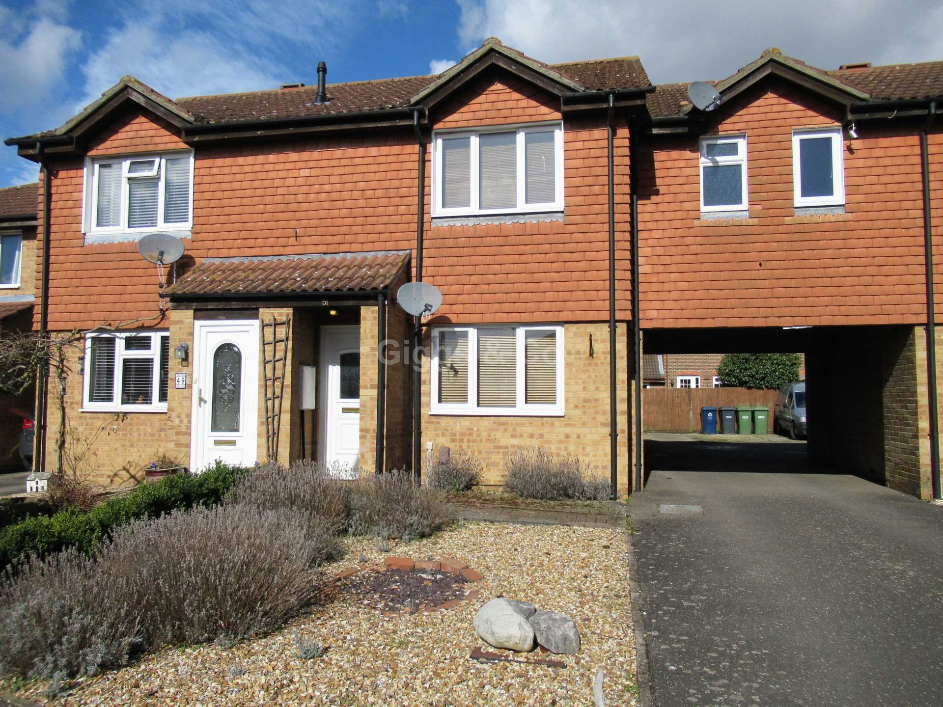 2 bed house to rent in Caernarvon Road, Eynesbury - Property Image 1