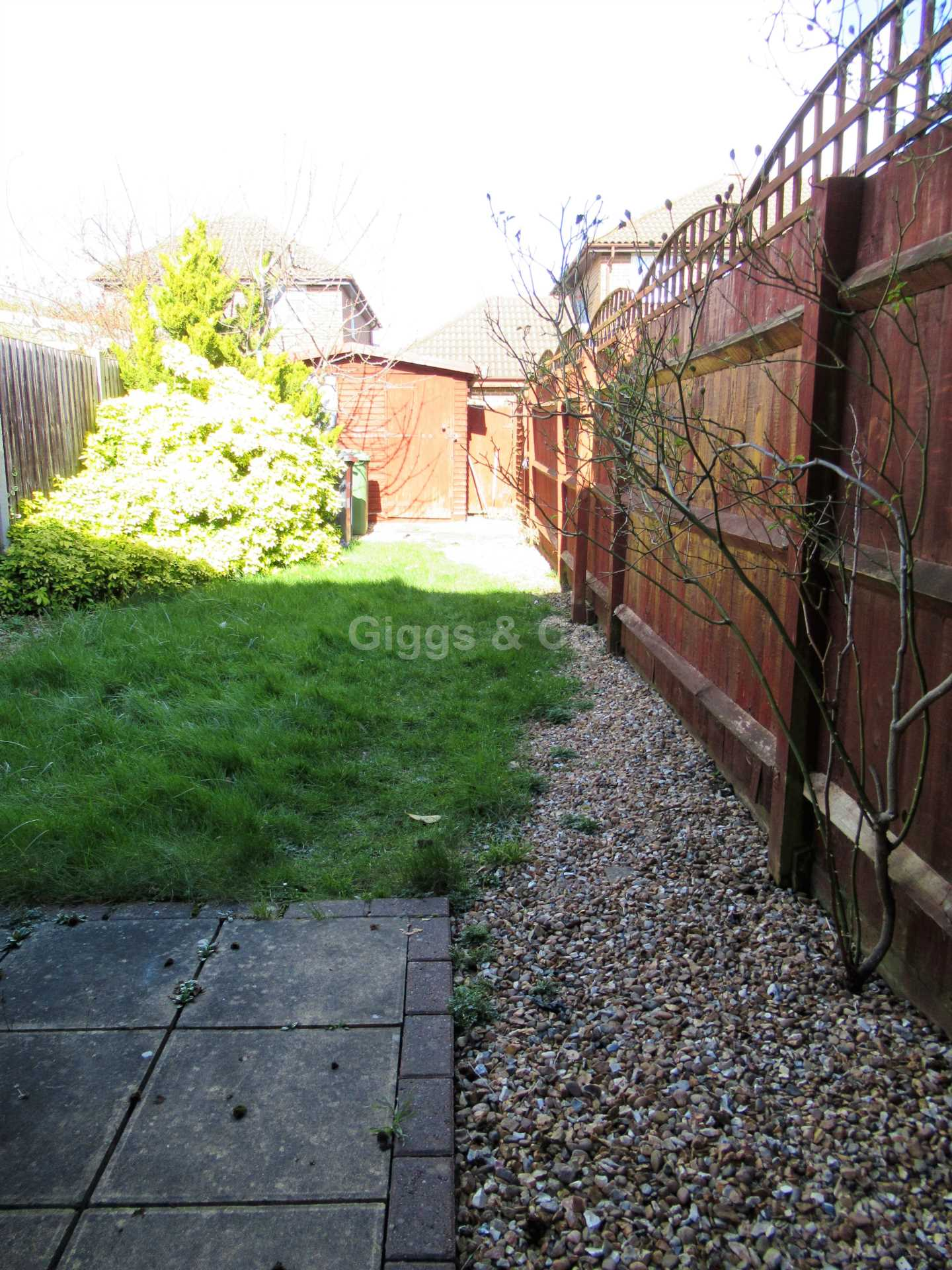 2 bed house to rent in Caernarvon Road, Eynesbury  - Property Image 9
