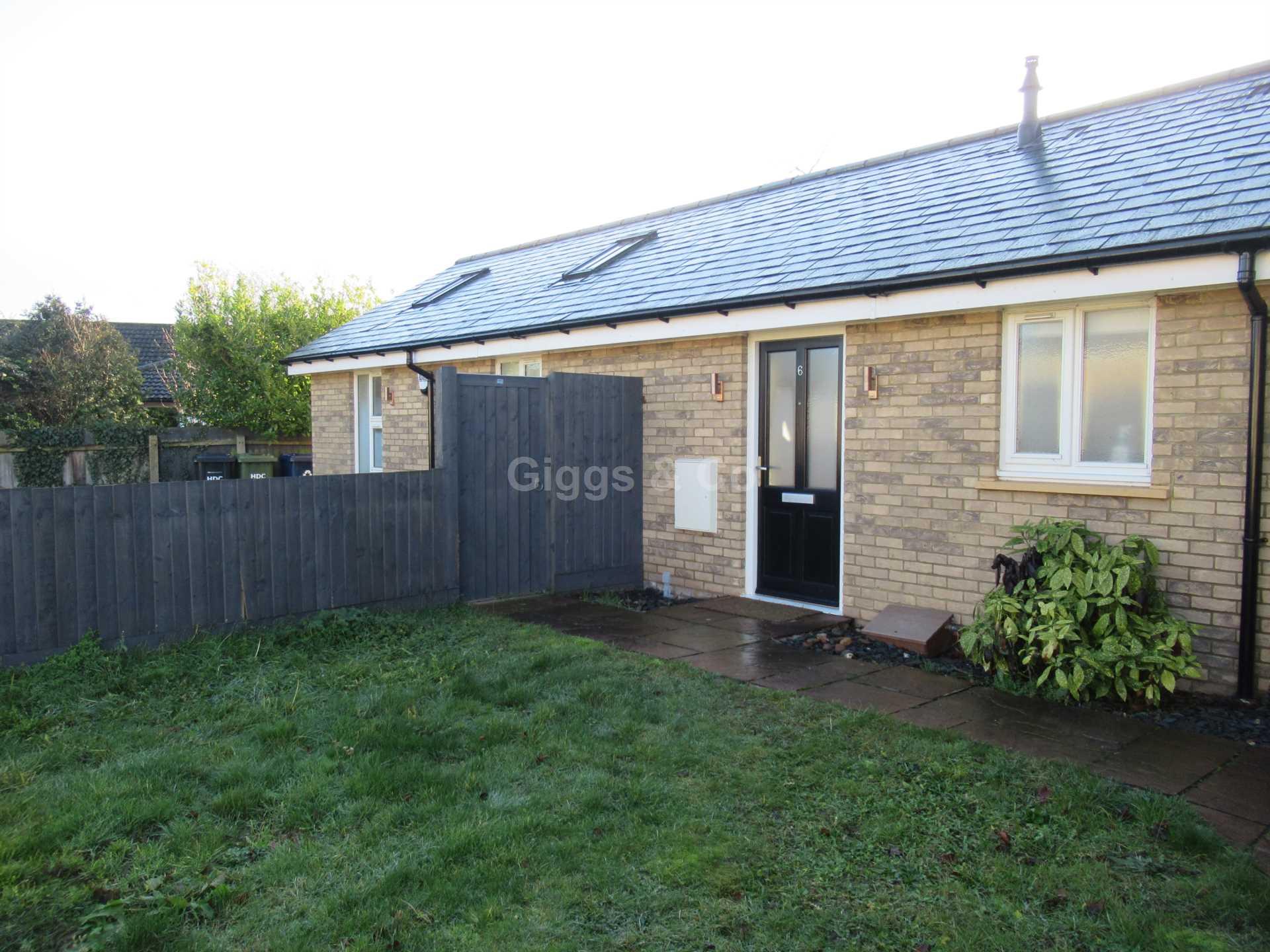 1 bed bungalow to rent in Berkley Street, Eynesbury, PE19