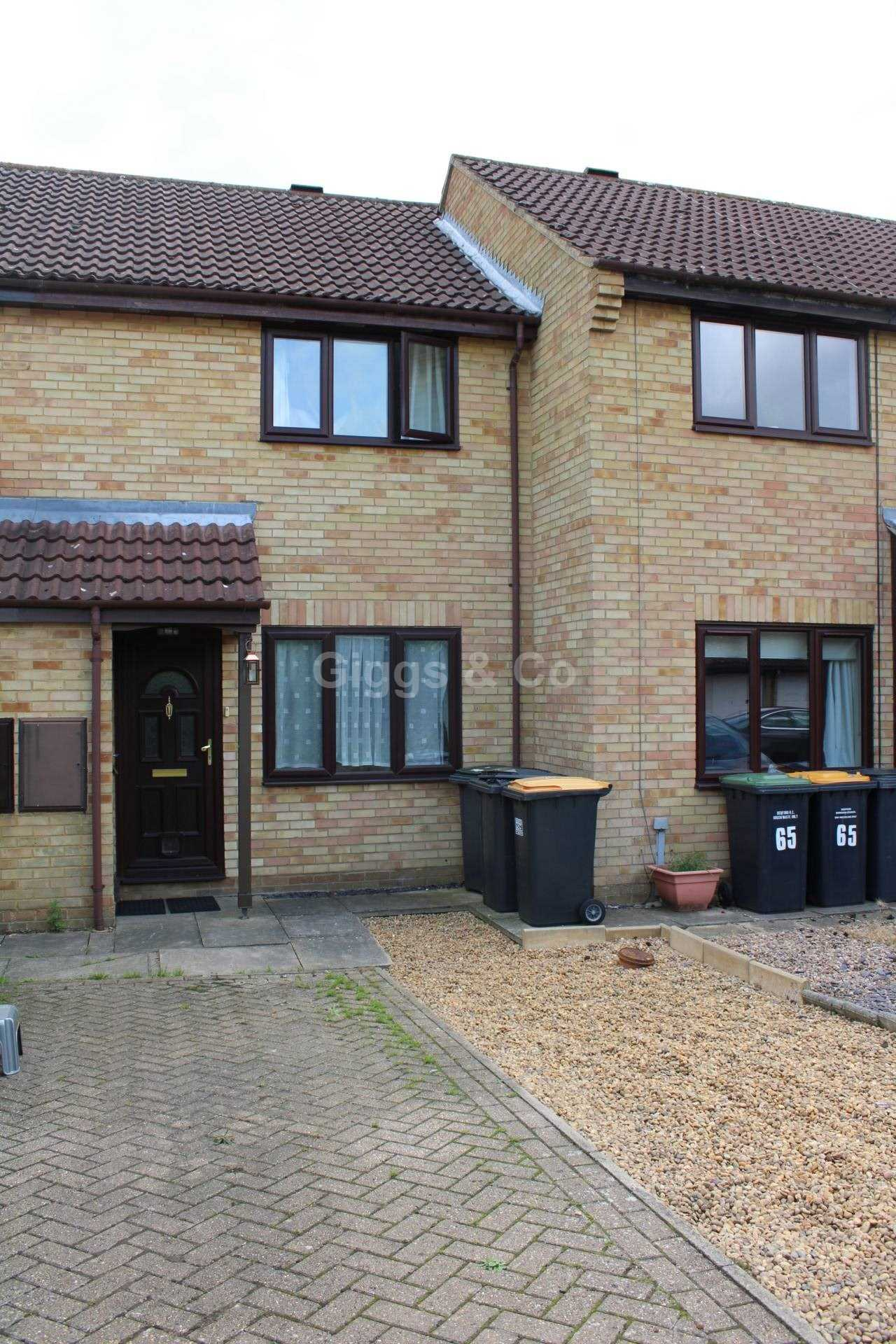3 bed terraced house to rent in Rookery Road, Wyboston, MK44