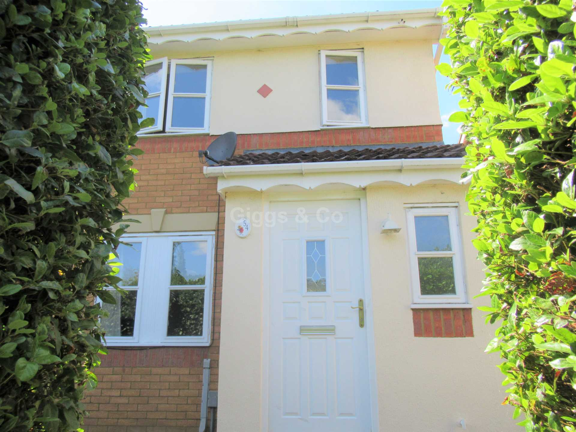 3 bed semi-detached-house to rent in Alder Drive, Huntingdon, PE29