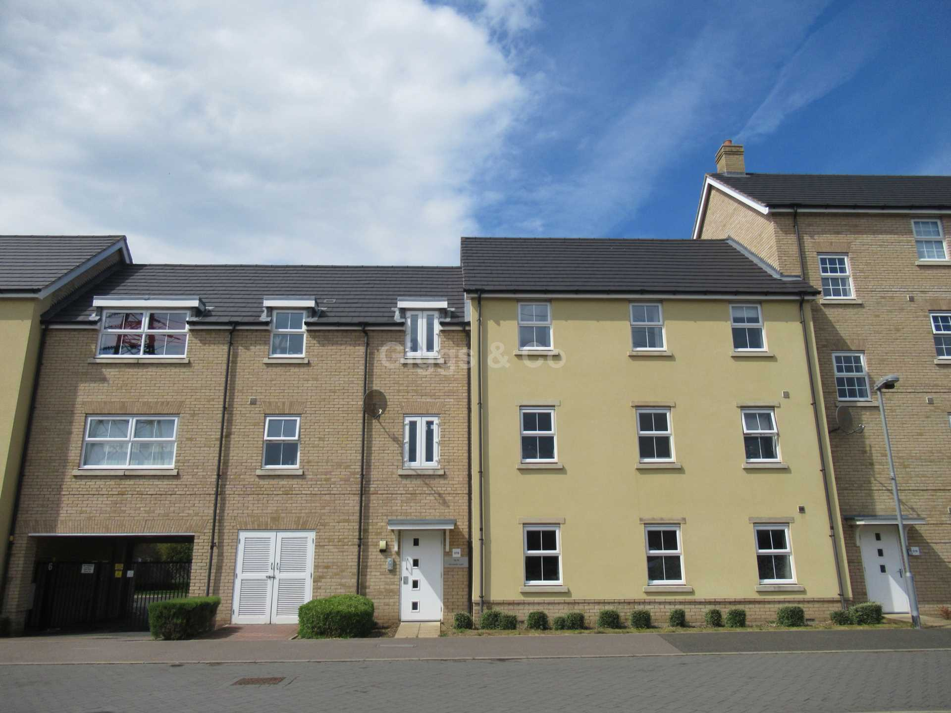 1 bed apartment to rent in Delphinium Court, St Neots, PE19