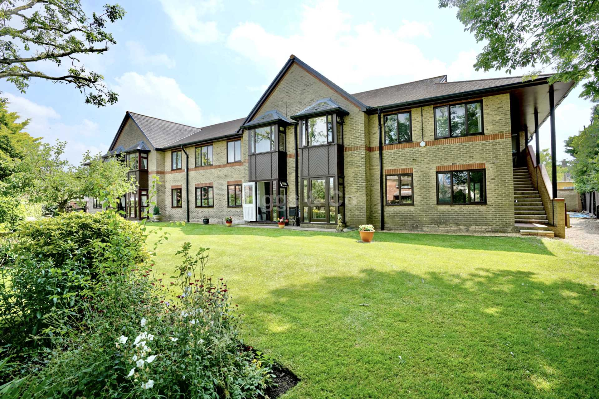 2 bed retirement property to rent in Ashleigh Court, Warboys, PE28