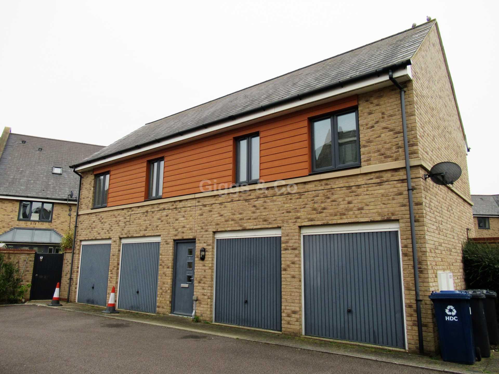 2 bed detached house to rent in The Warren, St Neots 0