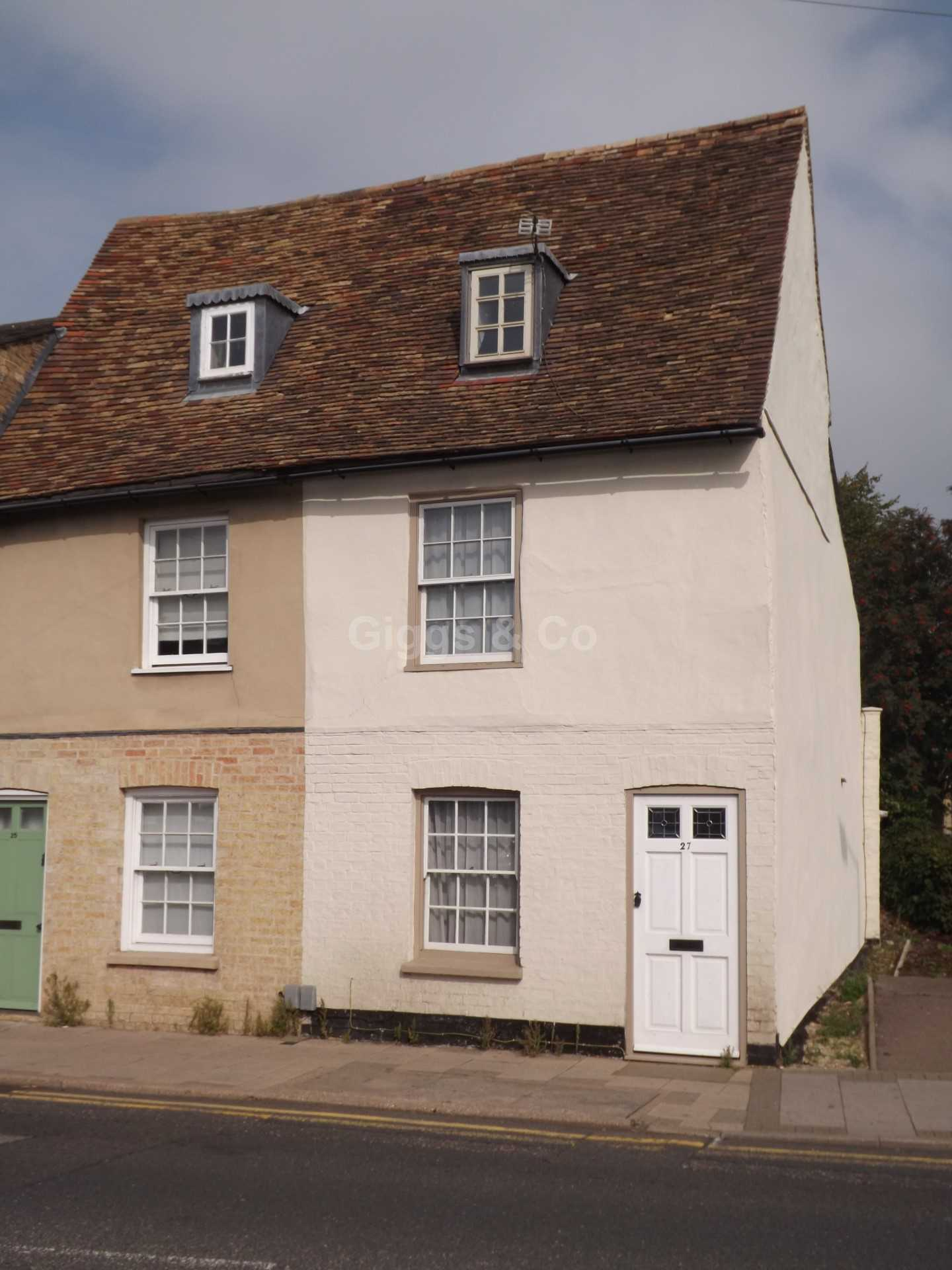 2 bed end-of-terrace-house to rent in Cambridge Street, St Neots - Property Image 1