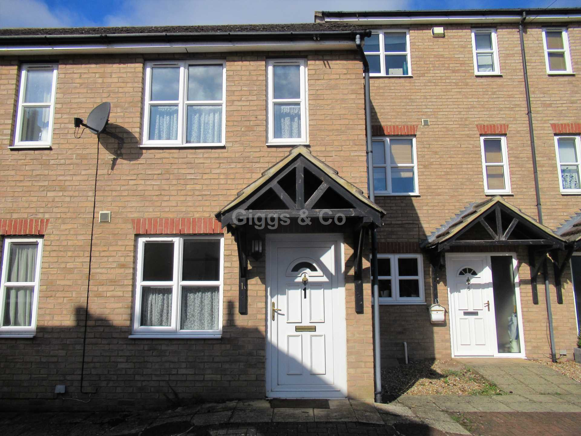 1 bed house to rent in Priory Road, St. Neots, PE19