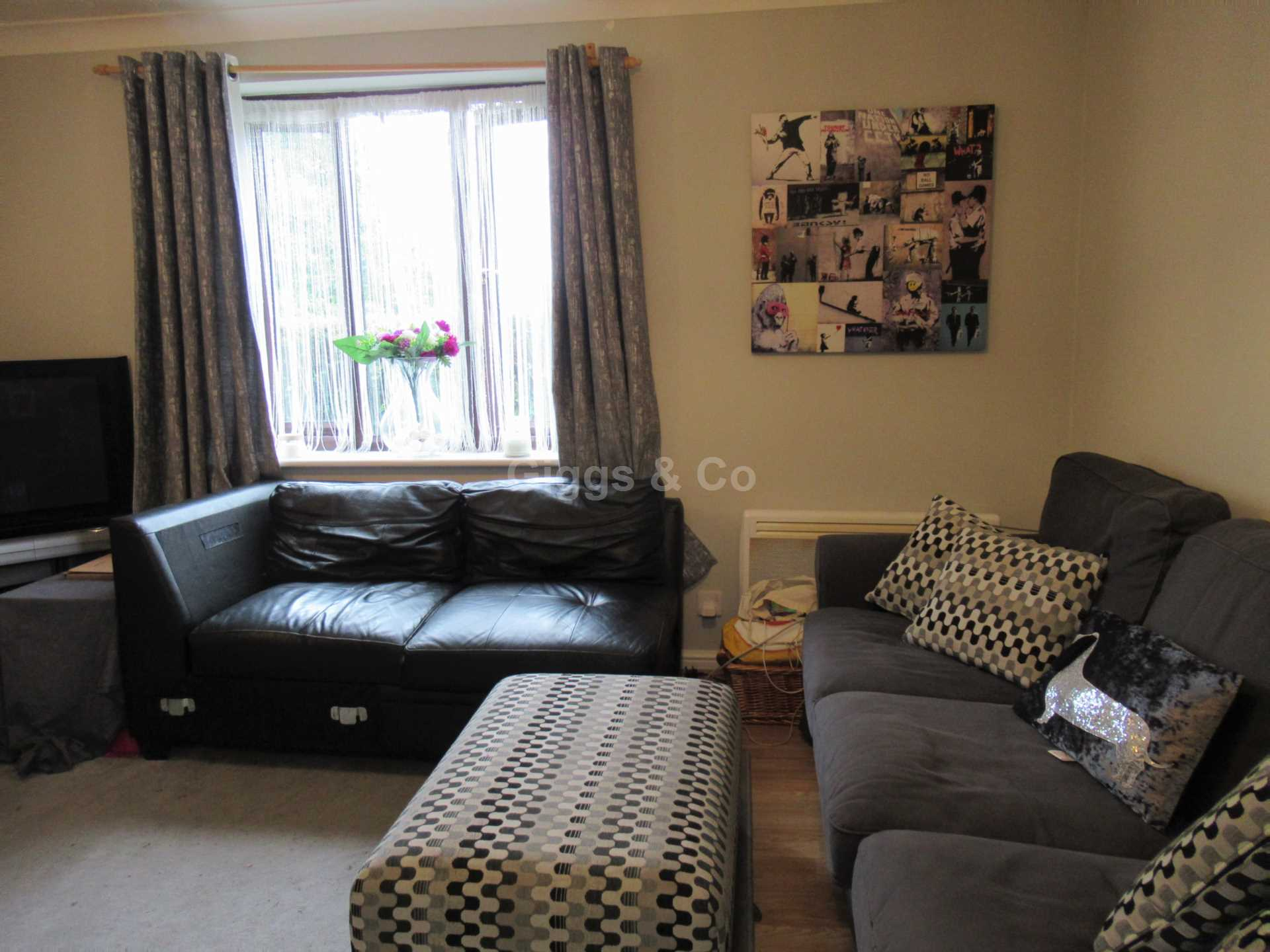 1 bed flat to rent in Burwell Road, Eaton Ford  - Property Image 3