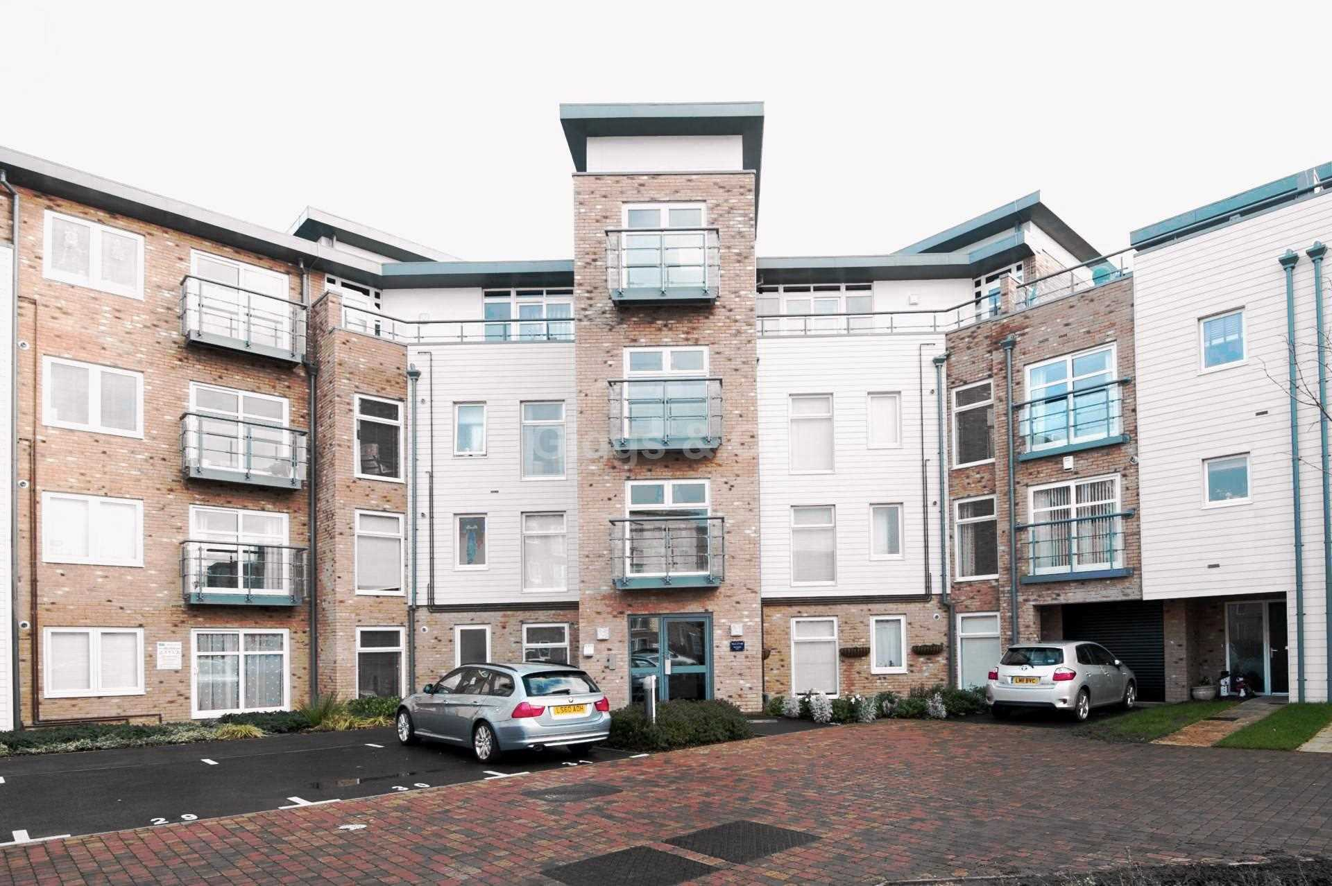 2 bed apartment to rent in Red Admiral Court, Little Paxton, PE19