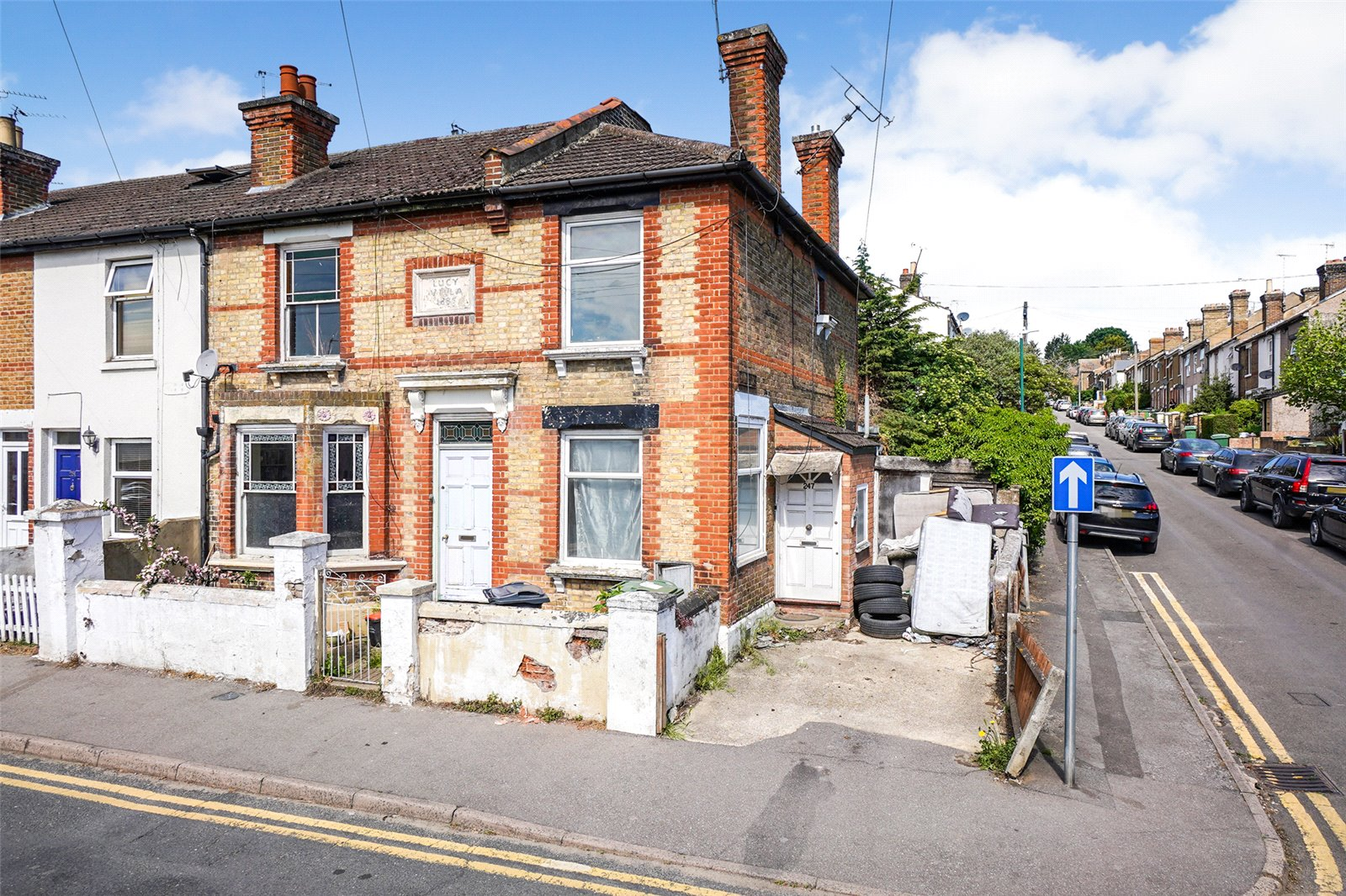 2 bed house for sale in Upper Fant Road, Maidstone, ME16