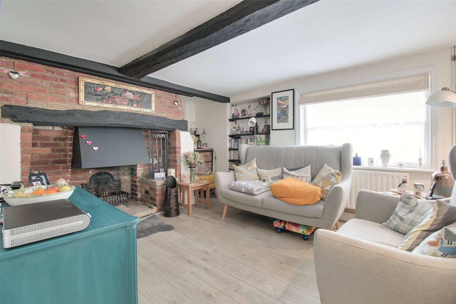 2 bed house for sale in Maidstone Road, Lenham, ME17