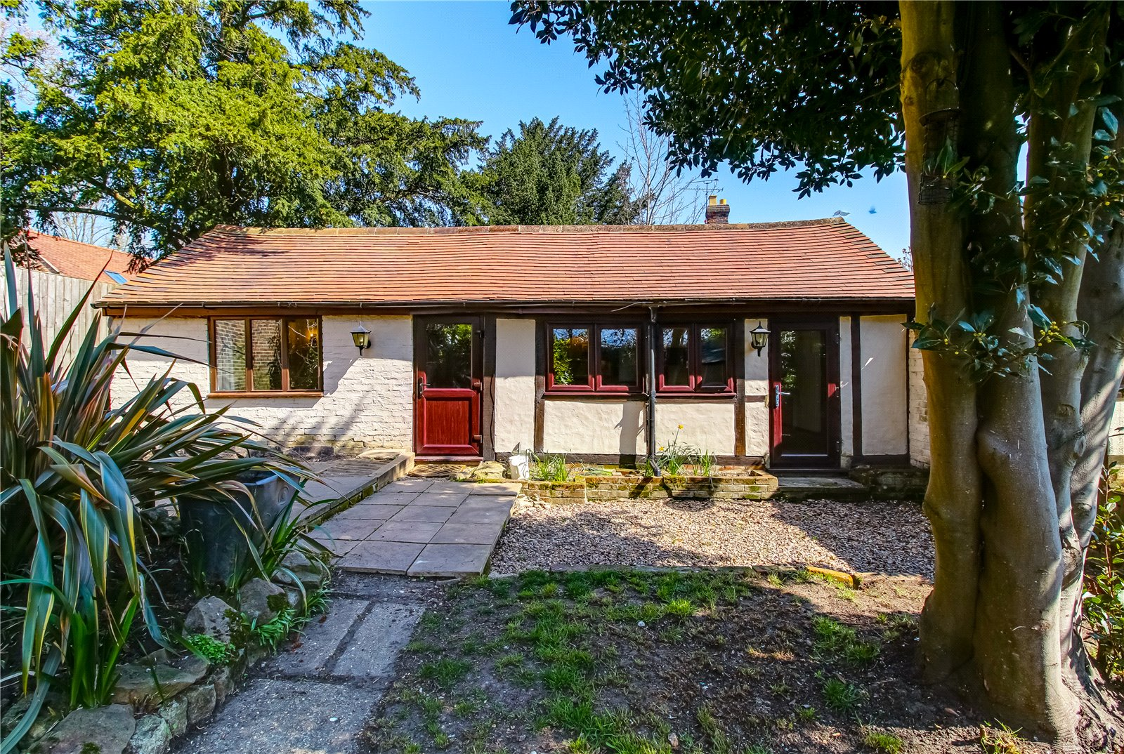 1 bed bungalow for sale in Musket Lane, Hollingbourne, ME17