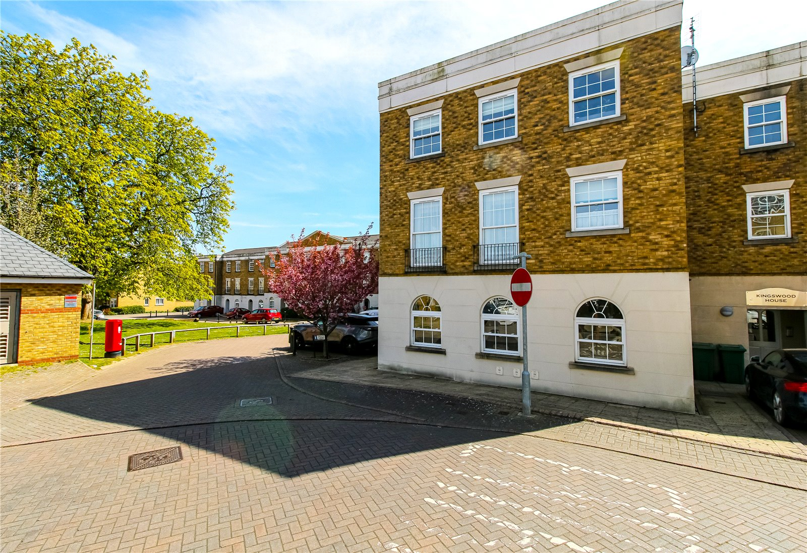 2 bed apartment for sale in Kingswood House, Marigold Way, ME16