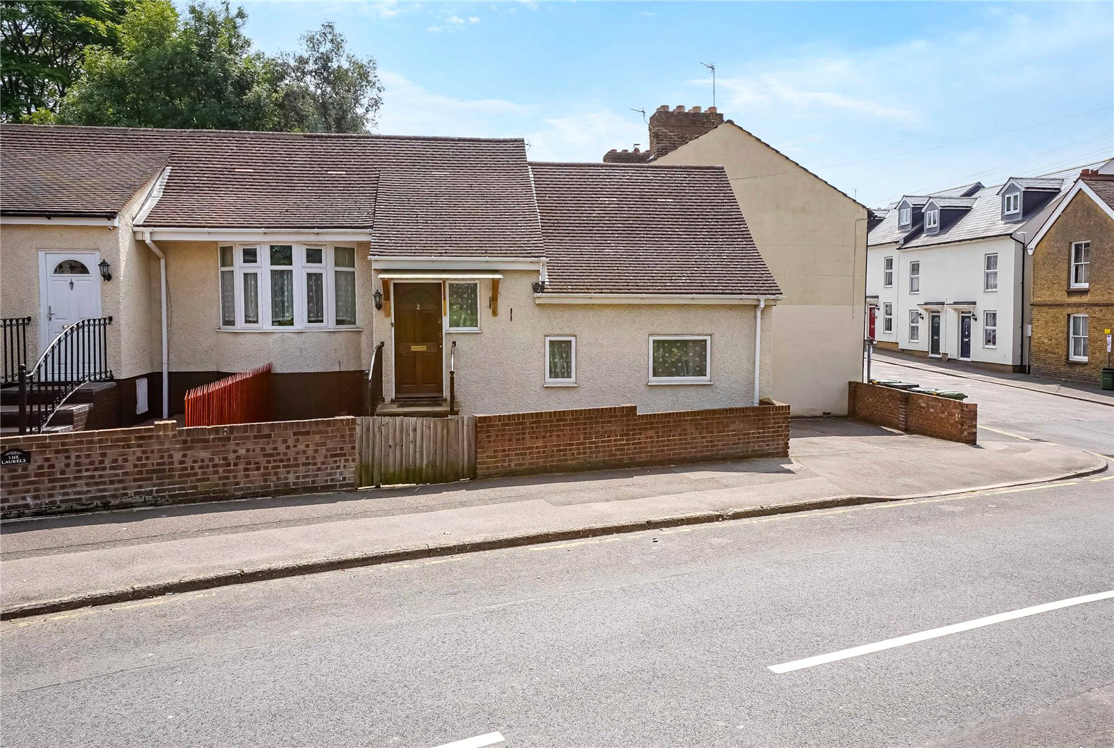 2 bed bungalow for sale in The Laurels, Peel Street, ME14