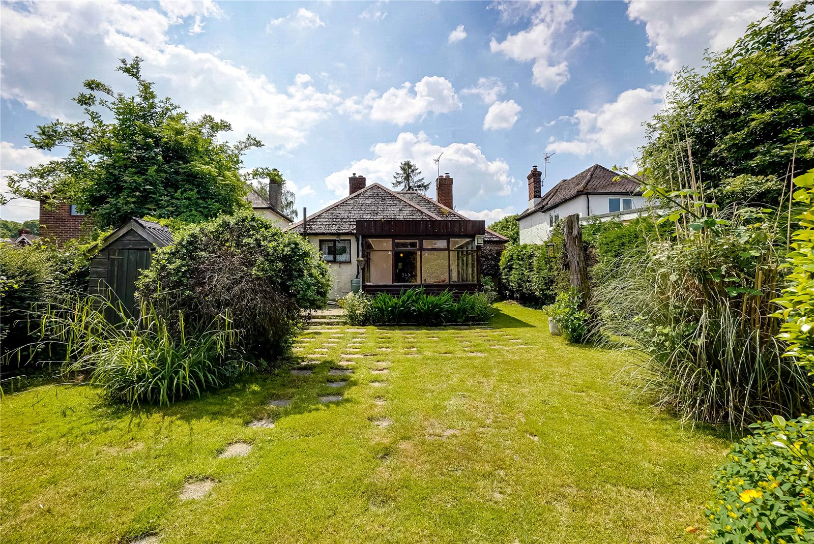 2 bed bungalow for sale in Heath Road, Boughton Monchelsea  - Property Image 19