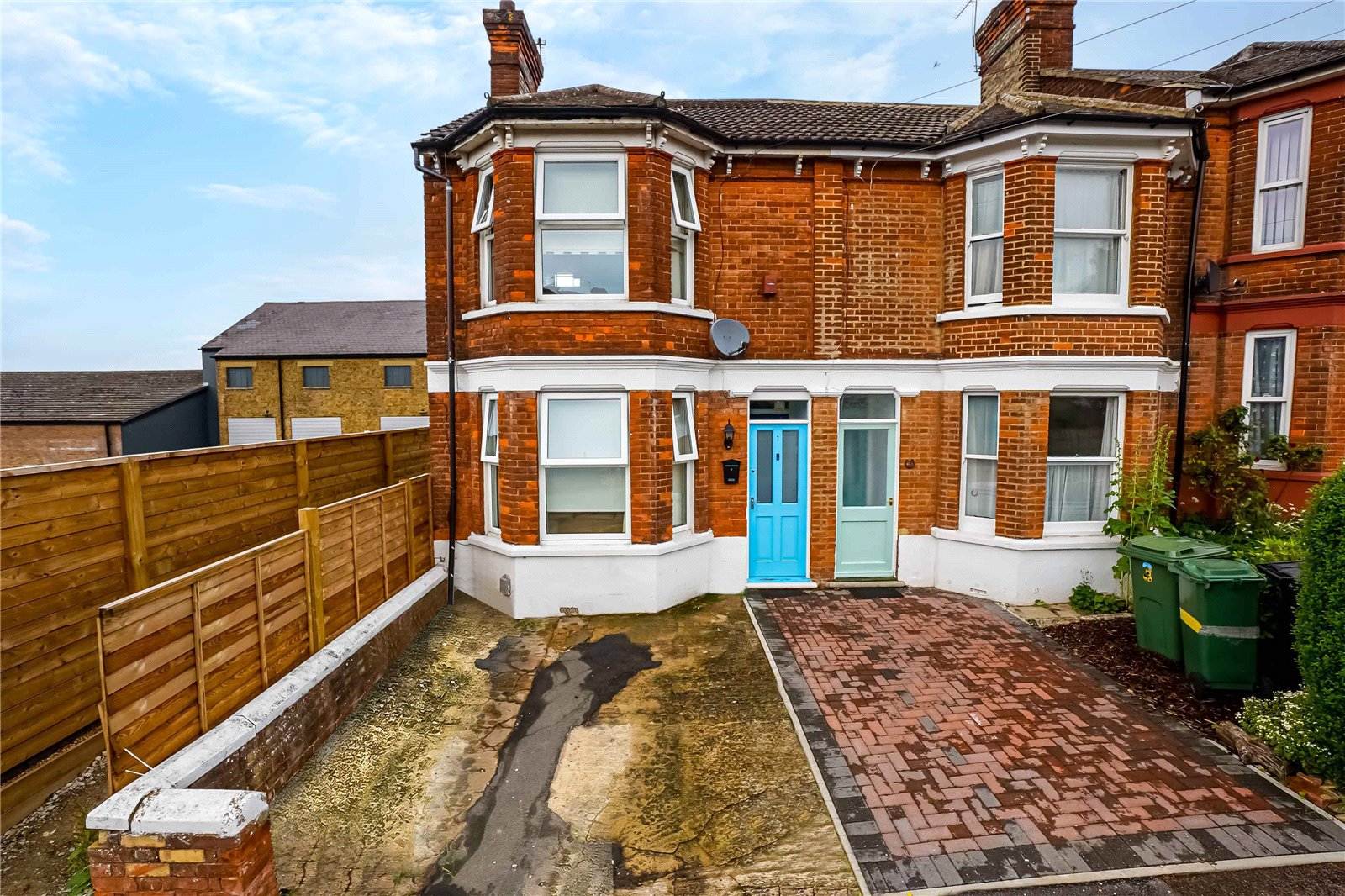 2 bed house for sale in Barton Road, Maidstone, ME15