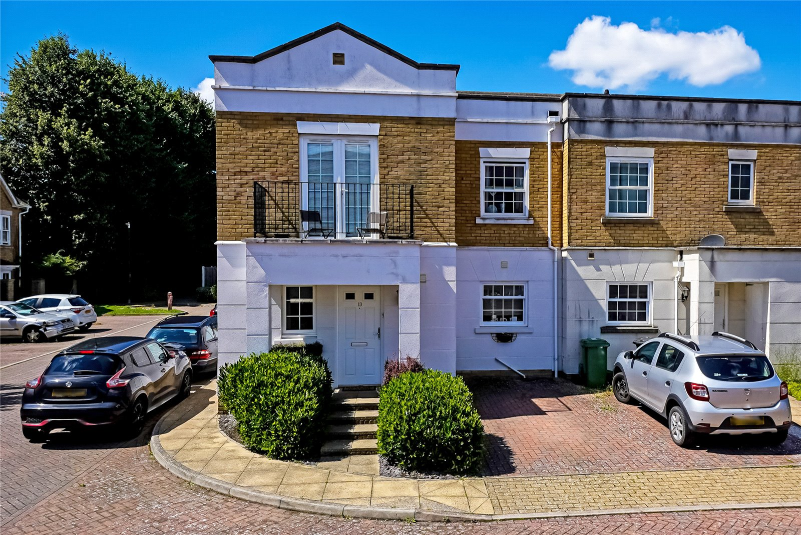 3 bed house for sale in Coriander Drive, Maidstone - Property Image 1