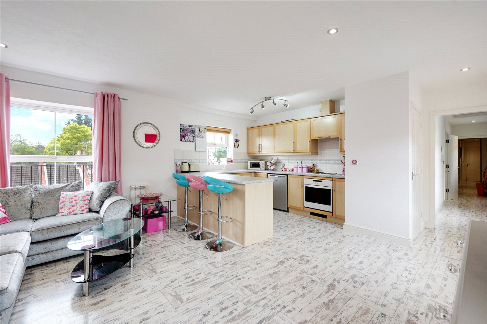1 bed apartment for sale in Old School Place, Maidstone, ME14