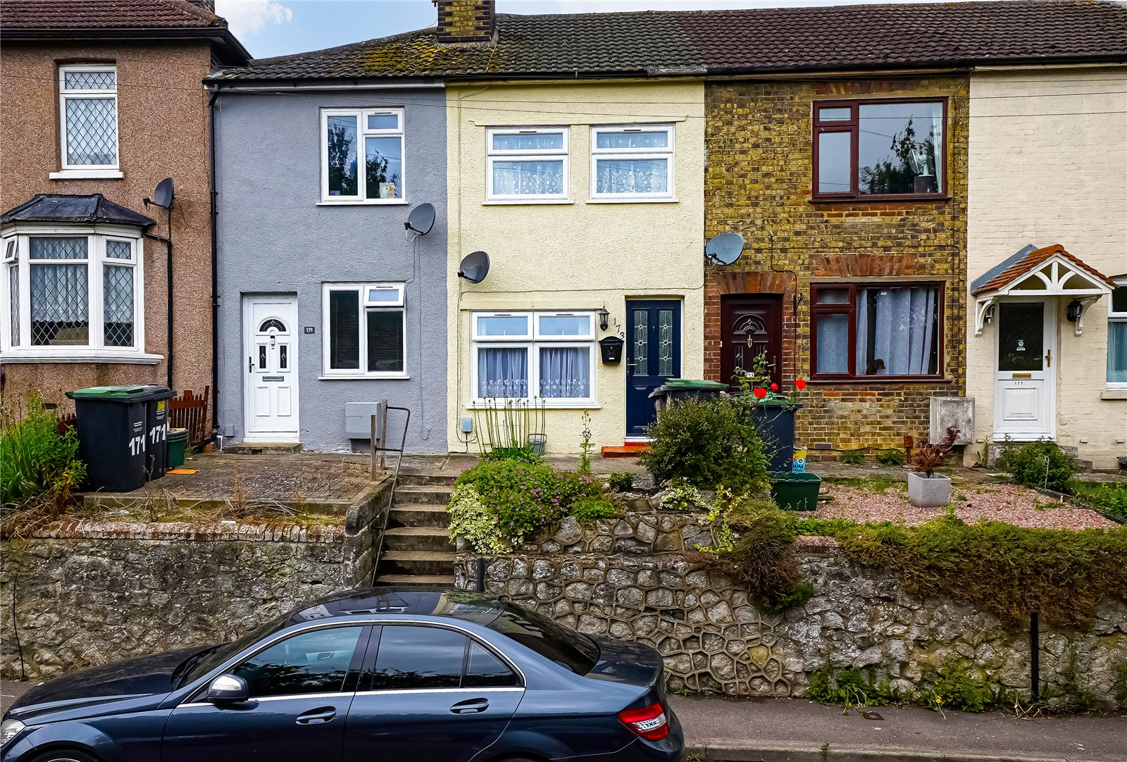 2 bed house for sale in Holborough Road, Snodland, ME6