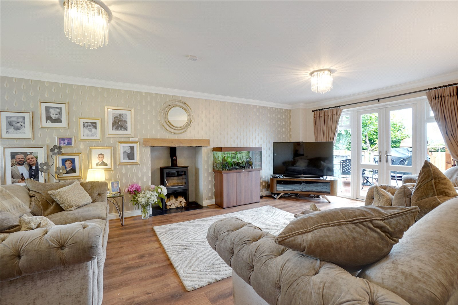 5 bed house for sale in The Morlings, Bearsted - Property Image 1