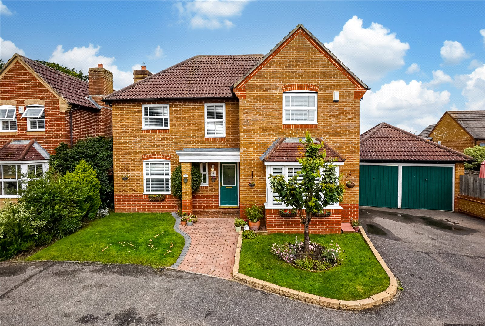 4 bed house for sale in Blackberry Way, Paddock Wood - Property Image 1