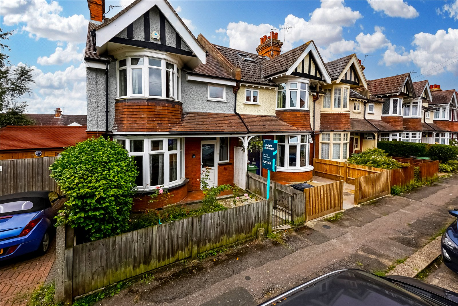 3 bed house for sale in Curzon Road, Maidstone  - Property Image 1