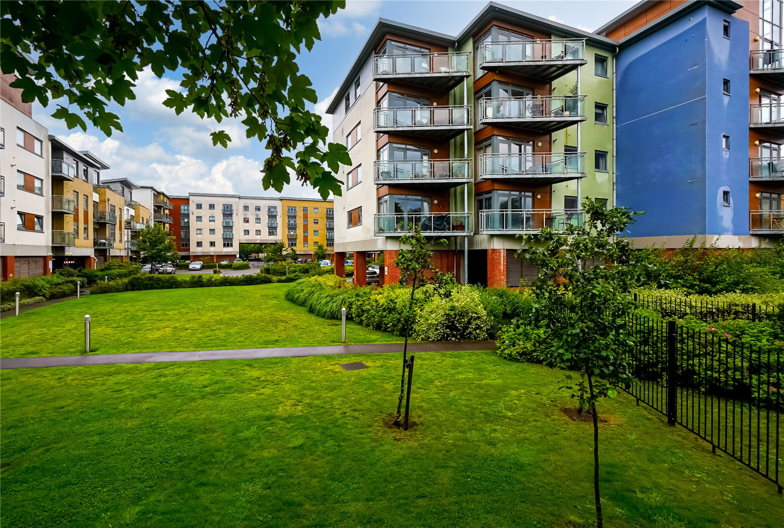 2 bed apartment for sale in Wallis Place, Hart Street, ME16
