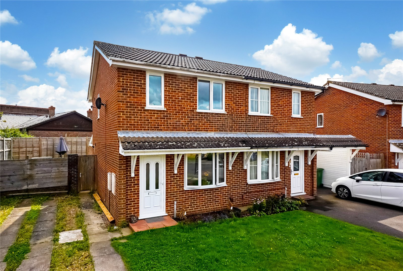 2 bed house for sale in Finglesham Court, Maidstone, ME15