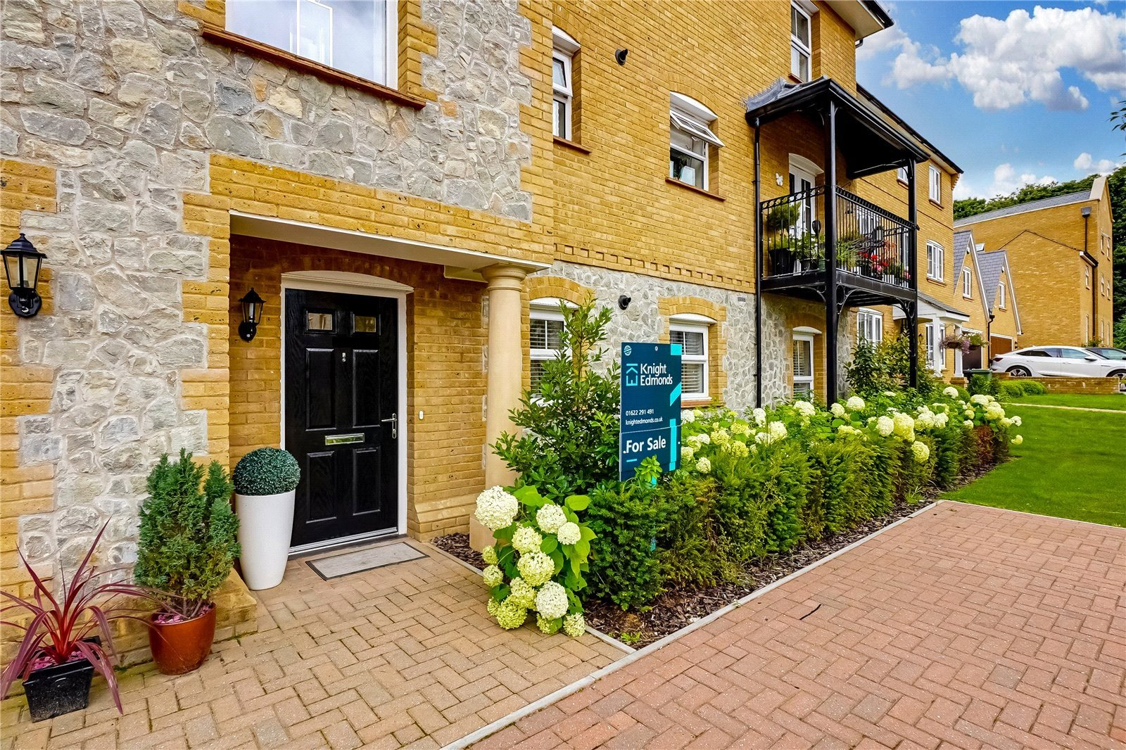 2 bed apartment for sale in Chapelfield Way, Allington, ME16