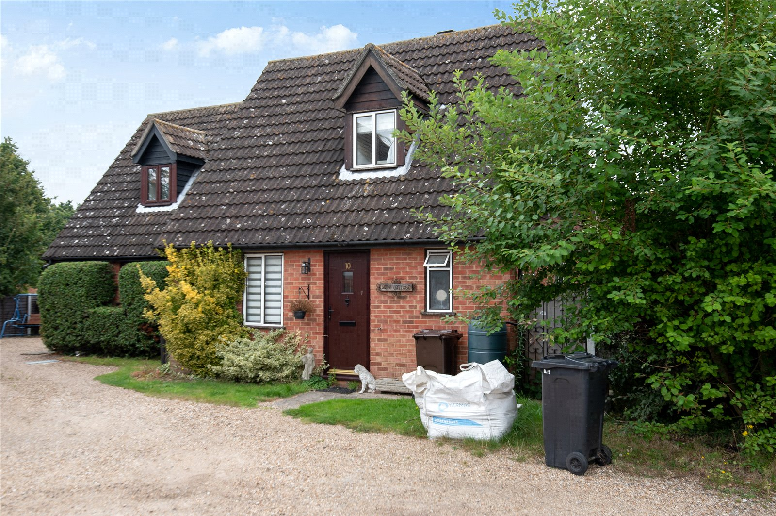 2 bed semi-detached house for sale in Munnings Way, Lawford, Manningtree, CO11