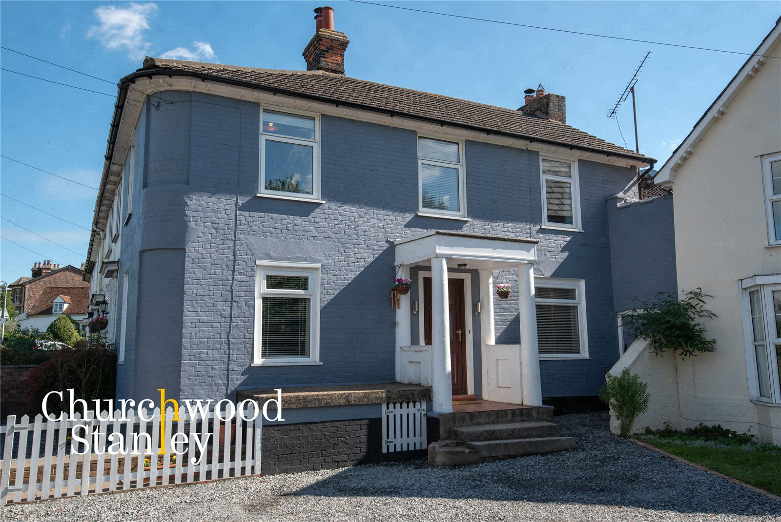 3 bed end-of-terrace-house for sale in Harwich Road, Mistley, Manningtree, CO11