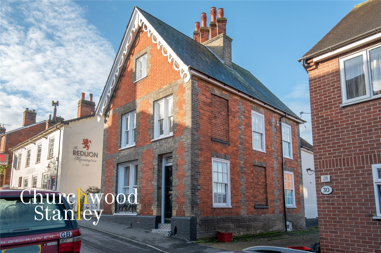 4 bed house for sale in South Street, Manningtree, Essex, CO11