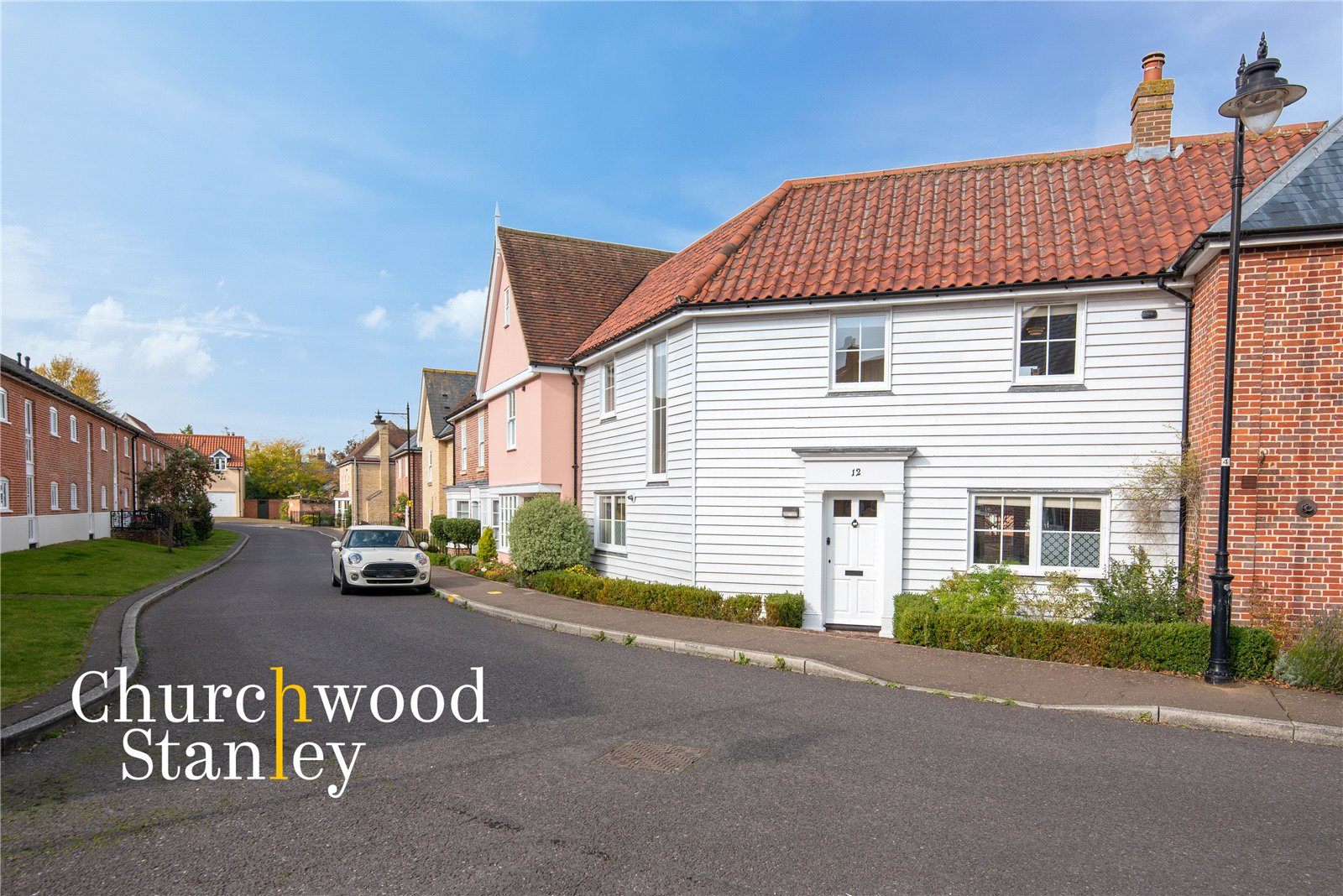 2 bed terraced house for sale in Kiln Lane, Manningtree, Essex, CO11