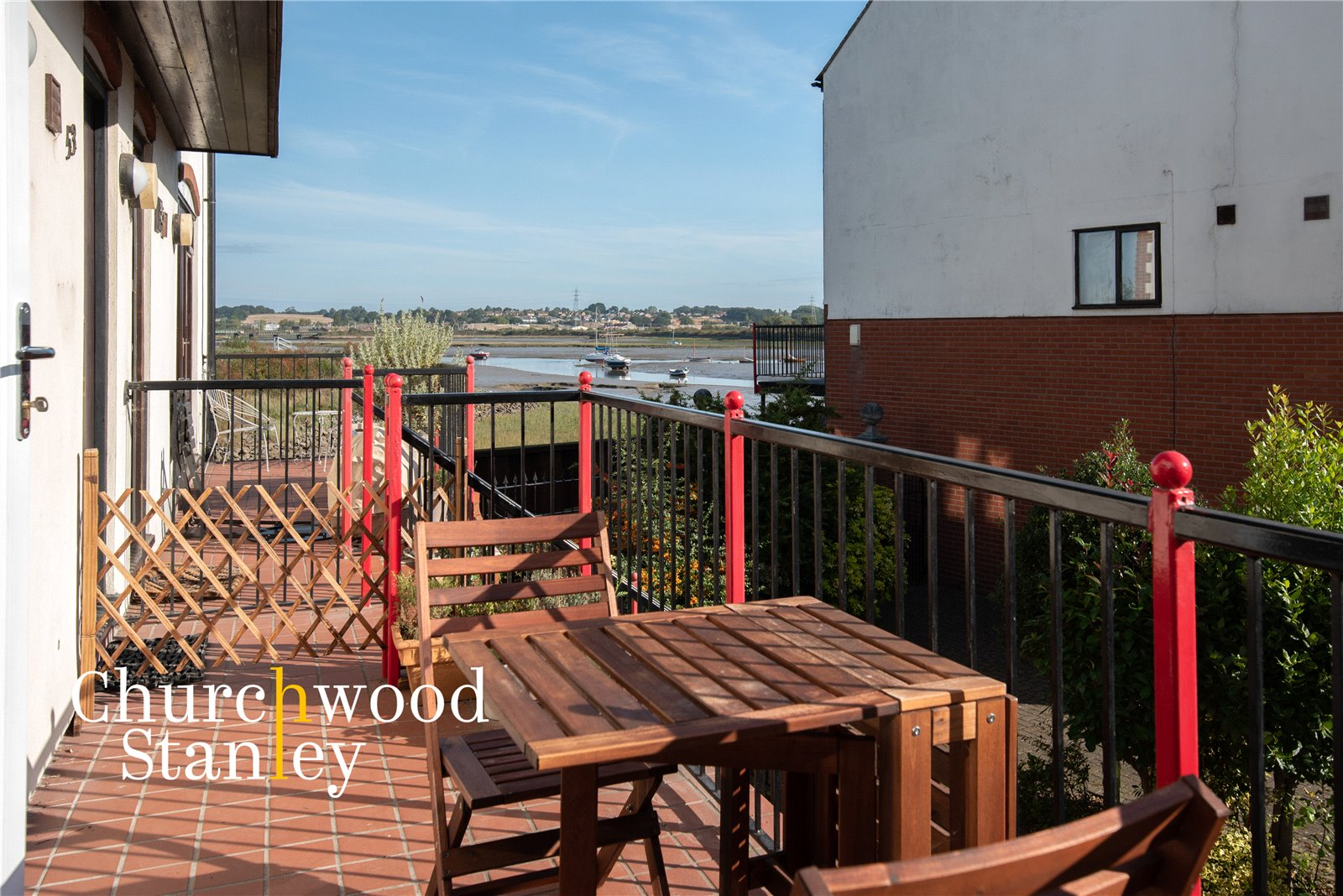 3 bed terraced-house for sale in Maltings Wharf, Manningtree, Essex, CO11