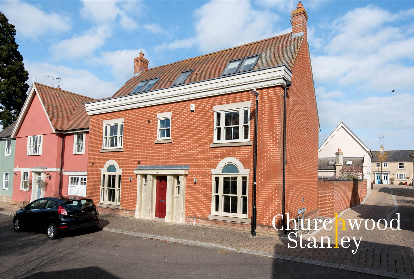6 bed semi-detached-house for sale in Barley Close, Mistley, Manningtree, CO11