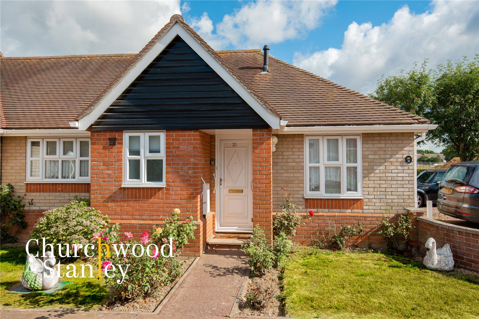 2 bed retirement property for sale in Meadow Close, Elmstead Market, CO7