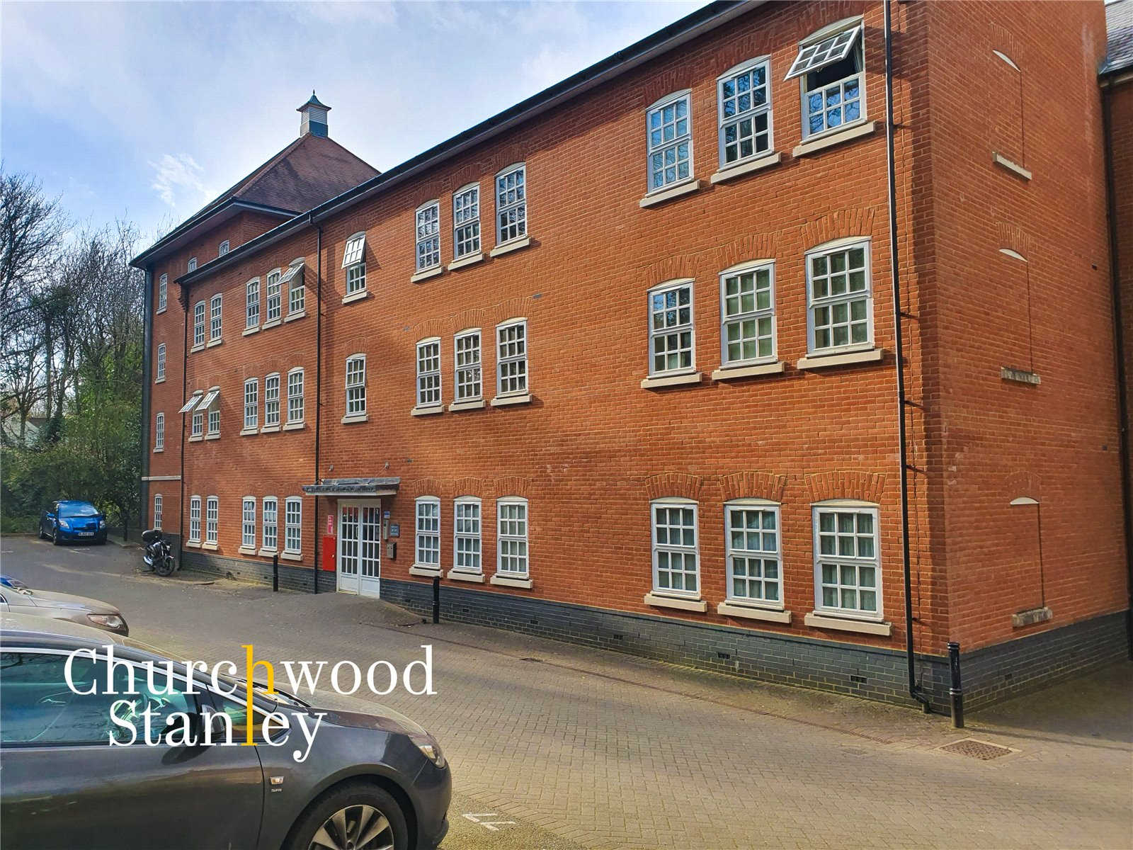 1 bed flat for sale in Albany Gardens, Colchester, CO2