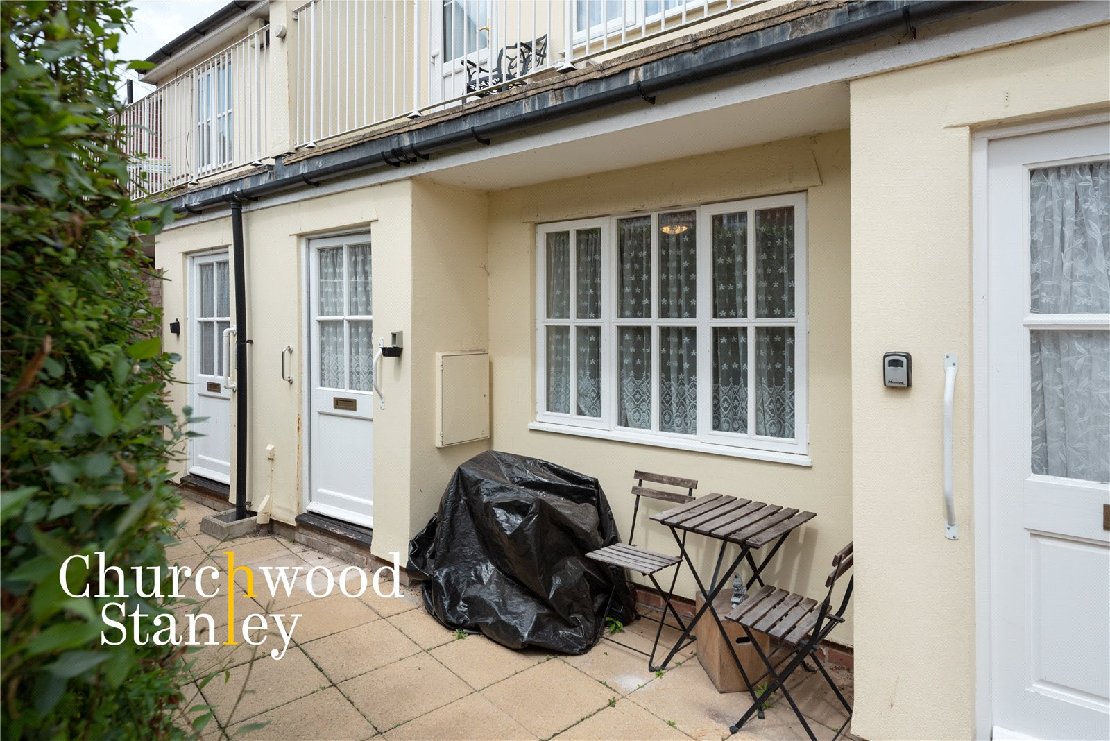 2 bed retirement property for sale in Compass Court, South Street, Manningtree, CO11